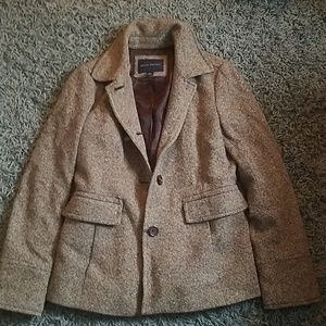 Wool Banana Republic blazer
